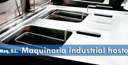 Maquinaria industrial hostelería