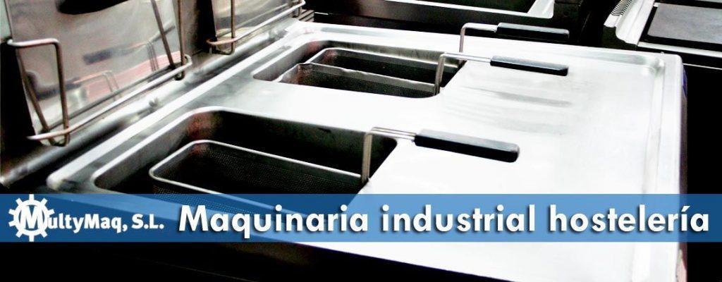 Consejos para elegir maquinaria industrial en Hostelería