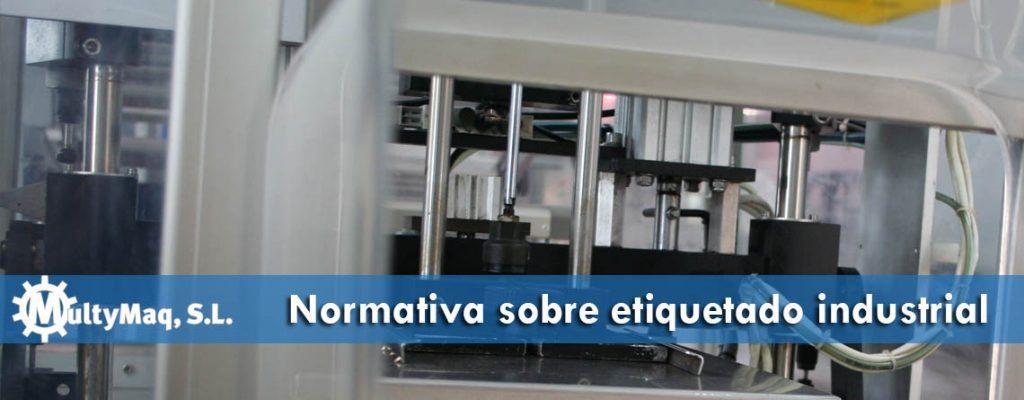La normativa española y europea del sobre etiquetado de productos industriales