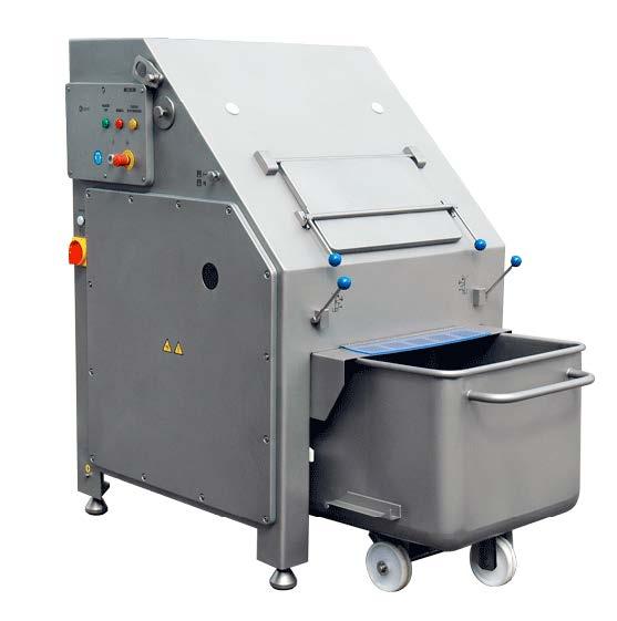 Maquina de desmenuzar bloques congelados IB4-IB8- Multymaq